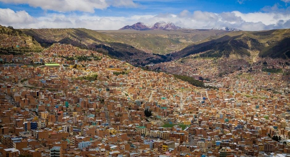 capitale de bolivie